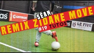Download Video #19 LEARN the REMIX ZIDANE MOVE - Street Football/@seanfreestyle MP3 3GP MP4
