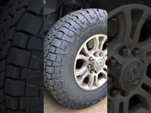 Hankook Tyres Review >> New Cooper AT3 XLT on Ram 2500 initial review! - YouTube