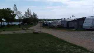 Campingplatz Klausdorfer Strand auf Fehmarn - Ausblicke auf die Ostsee Teil 3