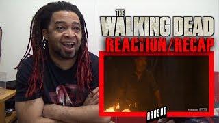 THE WALKING DEAD SEASON 8 EPISODE 12 | REACTION & RECAP SHOW
