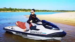 BRP GTX 300 Limited 2018 на воде
