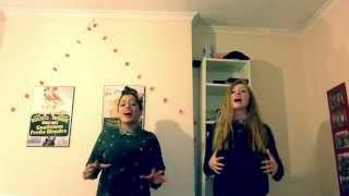 Stef and Hiba chandelier (Sia cover)