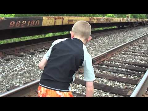 Trainnnnn! - Stand By Me (Family Guy Style)