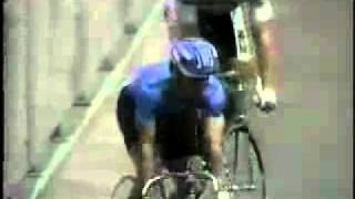 Bicycle sprint racing olympics - RIDE AS SLOW AS POSSIBLE TO WIN. - CRAZY
