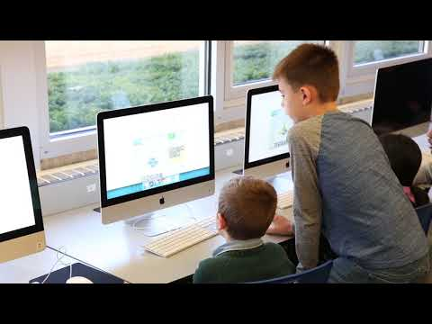 Coding at Eastern Christian Elementary School