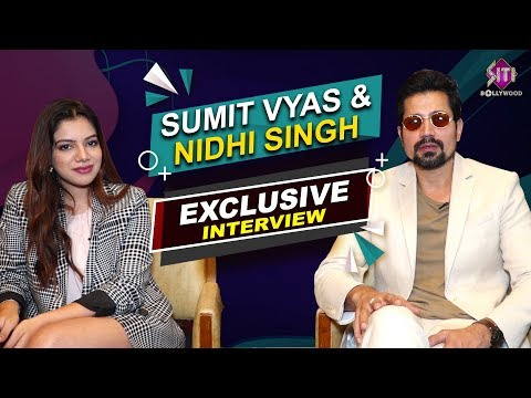 Sumit Vyas And Nidhi Singh Interview For Permanent Roommates Web Series