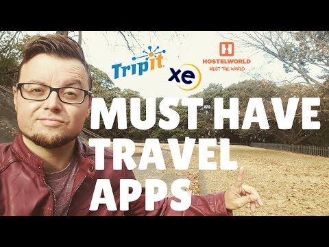 MUST HAVE TRAVEL APPS | FIRST TIME TRAVELLING TIPS | FIRST WORLD TRAVELLER