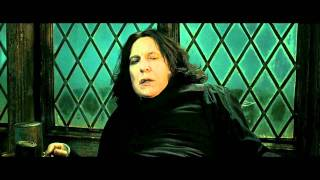 Harry Potter and the Deathly Hallows - Part 2 (Snape