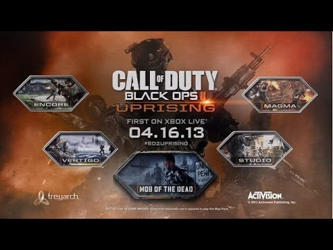 Uprising Map Pack Black Ops 2: How To Download Uprising DLC Map Pack For Xbox 360