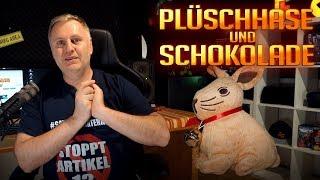 Plüschhase & Schokolade | Ultimative Fanpost mit 150k Kalorien! | Unboxing Vlog thumbnail