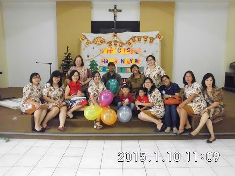 NATAL 2015 KB -TK ST. ANGELA BSD CITY