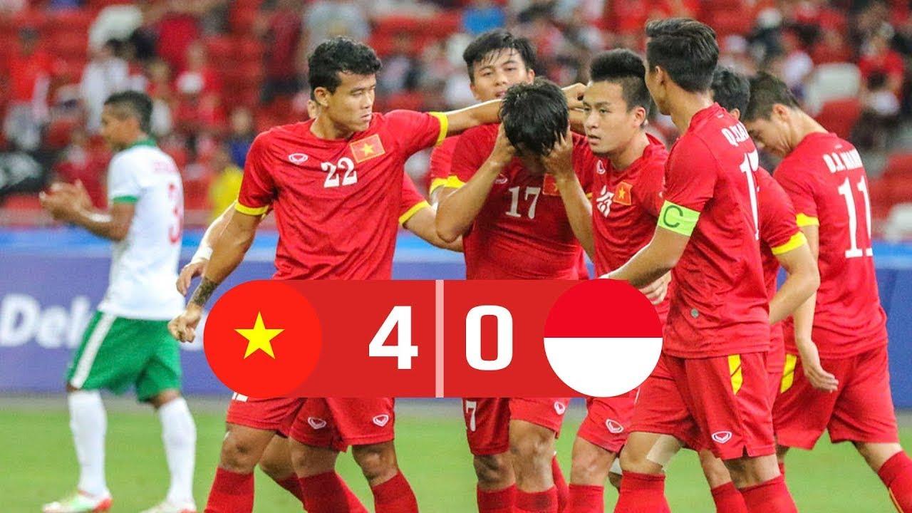 ไฮไลท์ฟุตบอลโลกรอบ คัดเลือก เวียดนาม - อินโดนีเซีย