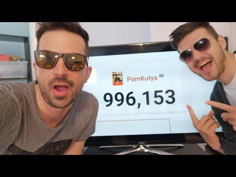 Érjük el együtt az 1.000.000 feliratkozót! :) letöltés