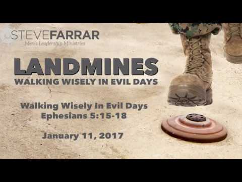 Walking Wisely In Evil Times | 1-11-2017