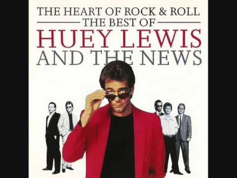 Huey Lewis And The News : Back in Time
