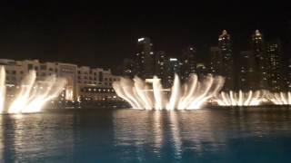 Dubai Fountains - Dubai Mall / Bhurj Khalifa