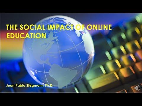 Online education June 2017