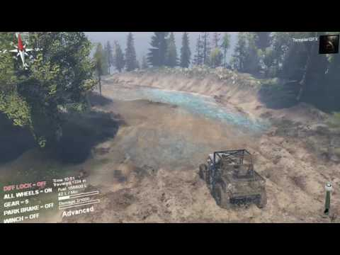 More Dynamic Mud – SpinTires 03.03.16