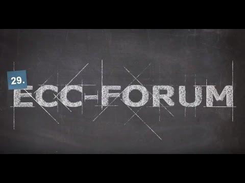 Impulse & Networking at its best – Das war das 29. ECC-Forum