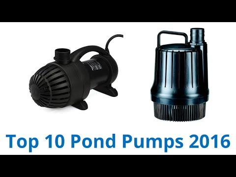 10 Best Pond Pumps 2016