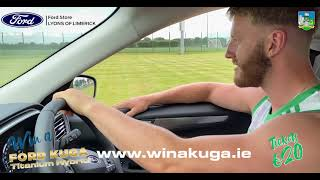 Win a New Ford Kuga with Limerick GAA