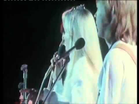 ABBA REHERSALS IN SWITZERLAND 1979
