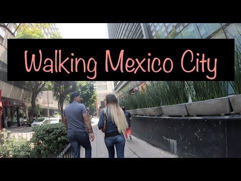 🔴 Walking Zona Rosa: Mexico City (2019) - GoPro7