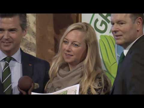 GREEN BRANDS Austria 2016 Gala - Auszeichnungen 1