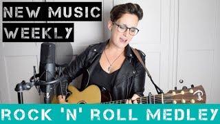 Rock n Roll Medley - Elvis // Chuck Berry // Little Richard (by Steph Willis UK)