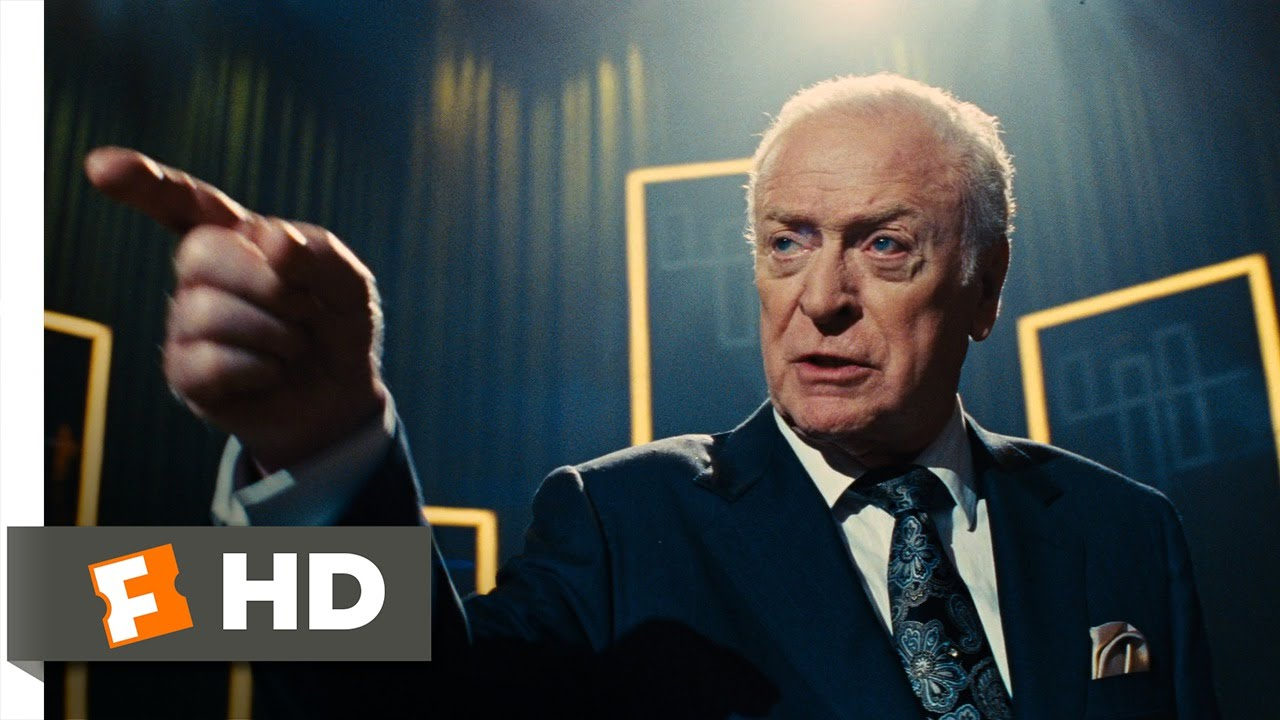 Download Now You See Me (6/11) Movie CLIP - Robbing Tressler (2013) HD
