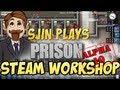 Prison Architect Alpha #10 - The Steam Workshop