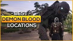 Best Demon Blood Locations 2020 | Conan Exiles