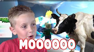 Escape the EVIL Youtubers 2 Roblox Obby! Sis vs Bro, DanTDM & More!