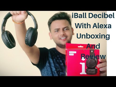 iball-decibel-with-alexa-unboxing-and-review-in-hindi
