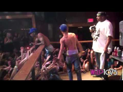 New Boyz Live @ Barracuda Pt 2 Wild 1075