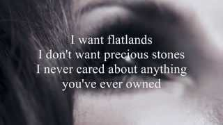 Chelsea Wolfe •ั Flatlands (Lyrics) HD
