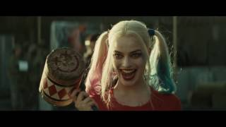 Suicide Squad - Official Comic-Con Soundtrack Remix [HD] Трейлер - Отряд самоубийц