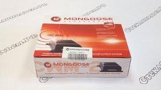 Модуль управления стеклоподъемниками Mongoose CWM-2