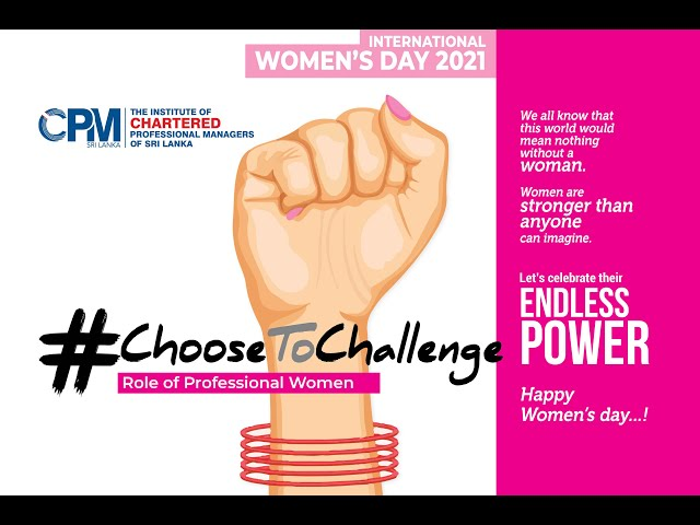 International Women's Day Celebration of CPM Sri Lanka - 2021