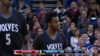 Andrew Wiggins Full Highlights VS CAVS(2017.2.14)-41Pts,Beast Mode!