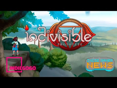 Indivisible - Action RPG - Indie GoGo. Go Fund it! Makers of Skull Girls!