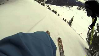 Arinsal Freeride. Right Wall 4 Thumbnail