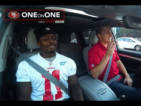 1-on-1: Marquise Goodwin Plays 49ers Cash Cab