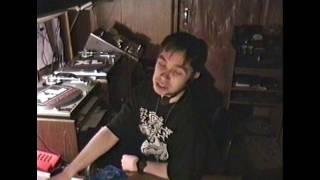 Женя Жмакин & dj Фонарь @ Funny House Radio Maximum 01.04.1995