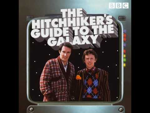 The Hitchhiker's Guide To The Galaxy - TV Theme