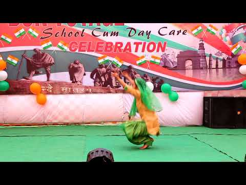 || BROBAR BOLI || NIMRAT KHAIRA|| BHANGRA PERFORMANCE BY LITTLE GIRL