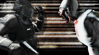 SCP-096 - ОН МЕНЯ НАШЁЛ Garry s mod Gmod - SCP Breach