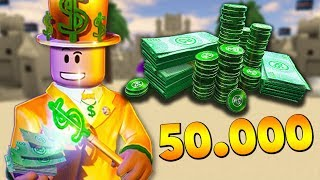 DUTCHTUBER RELEASES 50,000 ROBUX IN BLOXBURG!