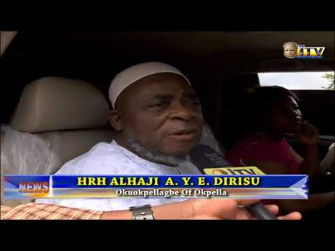 Dignitaries Converge In Benin For Thanksgiving Mass Of 83rd Birthday Of Esama Of Benin