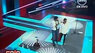 Rojo Fama Contrafama [17/01/13] Johnny Lau canta K-Pop y Sorprende al Jurado [El Reto]